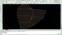 土方计算地形分析软件HTCADV8之梯田块面解决方案