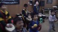 鼓博士柠檬派打击乐组合现场排练