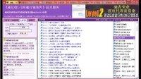 2008年10月12日张晓青视频教学课程(盘口定式之二十九:开盘定式二十四:哪一段的平开高走才有关注