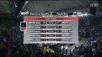 2011 男篮美锦赛 第3名 波多黎各vs多米尼加
