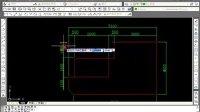 室内设计教程,AUTOCAD2009室内装潢设计完美技法7.3.1绘制轴网尺寸标注