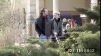 Blanchett family trip to Berlin Zoo