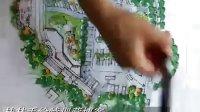 桂林手绘特训胡华中马克笔景观平面图表现