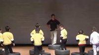 幼儿园优质课  中班体育游戏教学活动《玩轮胎》李彦锐