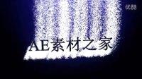ae模板ae字幕模板【126天使降临片头字幕AE模板】婚礼开场婚礼预告片婚礼片头(AE素材之家)