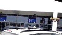 澳门新葡京巴士车上拍的路景