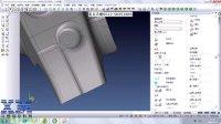 VISI冲模设计-解决复杂曲面一次性展开的问题