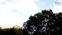 大阪秋日的天空