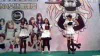 chinajoy 女仆咖啡屋表演3