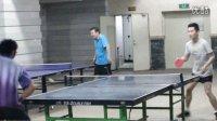东方明珠城乒乓球比赛 东方明珠城最新乒乓球比赛 马琳VS王皓