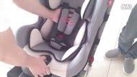 路途樂安全座椅肩帶調節演示