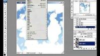 [PS]photoshop制作实例-129.用滤镜做云彩效果