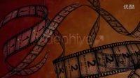 绚丽震撼模板系列 电影胶片风格开场  AE模板 可代修改