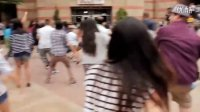 OFFICIAL Trang and Nam Proposal Flash Mob at UCLA