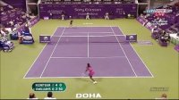 2009年终总决赛小组赛:V.Williams vs Kuznetsova highlights