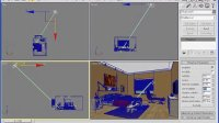 3DMax_(3ds Max 9VRay效果图制作实战从入门到精通)_实例245