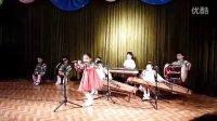 朝鲜小朋友的笛子独奏《葬花吟》!