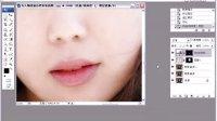 PS数码照片教程之十七,为人物添加自然彩妆。