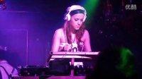 昆山拉斯1号意大利美女DJ现场
