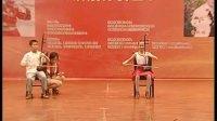 韩京晏、曾跃铭演出  2011(夏)全国青少年艺术人才选拔活动重庆涪陵分赛区第二场比赛现场