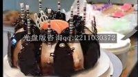 石家庄黑天鹅蛋糕_可可戚风蛋糕的做法_手工蛋糕_