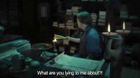 四大名捕2 美国预告片  邓超深情对刘亦菲表白