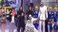 100214 MBC精彩明星舞蹈大战DANCE BATTLE SJ,2PM,少女时代  beast