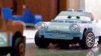 <赛车总动员2>乐高LEGO玩具模型动画预告片