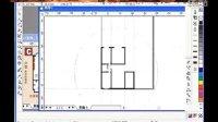 CORELDRAW教程全集-房地产户型图(5)-Focuser.taobao.com-
