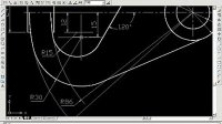 Auto CAD室内装饰教程第4+课—李老师课堂