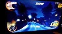 谷微动漫投币游戏机大型模拟游戏机极品飞车