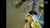 角磨机  - 电动工具维修及保养