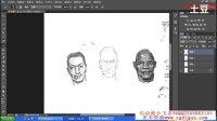 CG.种族设计-名动漫CG原画插画3D模型UI绘画教程