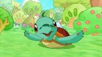 孩子动画 幼儿动画 儿童教育动画《云朵宝贝》-跑不快的小乌龟