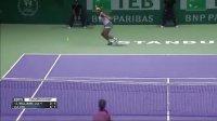 李娜 Li Na vs 小威 Serena Williams 2013年WTA年终总决赛 ESPN
