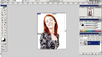 [PS]photoshop切片工具实现分割照片