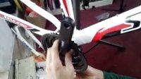 单车公路车山地车小轮车中轴、牙盘、脚踏的安装--虾哥单车教程