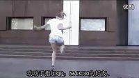 性感美女大跳jumpstyle!棒-宅男曳步舞  鬼步舞  街舞- 超级滑步