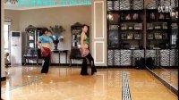 初级肚皮舞基本动作教程 肚皮舞入门教学视频