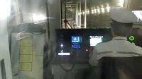 重庆轨道交通一号线石桥铺小龙坎区间行车视频