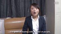 琴岛学院英语自我介绍视频(经贸系电子商务10级﹞
