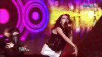 Kim Wan Sun(金元萱)111105 - Be Quiet - LIVE(MC)