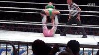 WWE SmackDown台湾站:Kelly Kelly vs.Natalya