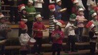 甜甜圣诞节表演的节目