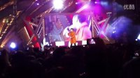 2011年12月31日,在澳门新葡京的跨年倒数晚会!