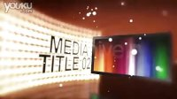 免费AE工程文件 Celebrity Glamour Curved Light Wall 绚丽的灯光