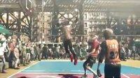 街头篮球6分钟CG动画 美女花式过人硬汉擎天怒扣