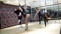 晓七老师跟学院的钢管舞展示慈溪飞扬舞蹈培训2 五月婷婷丁香开心相关视频