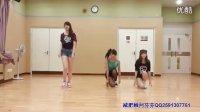 2013韩国舞蹈教学慢动作分解视频f(x) rum pum pum pum 舞蹈