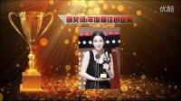 年度颁奖片头AE模板003号 舞台LED高清背景视频素材